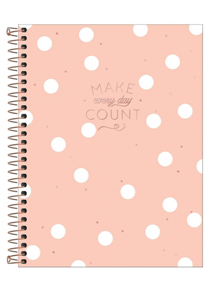 Caderno Make It Happen